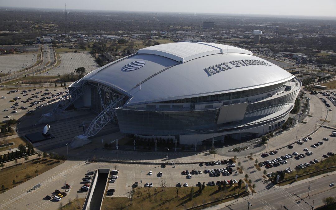 AT&T Stadium, Arlington TX