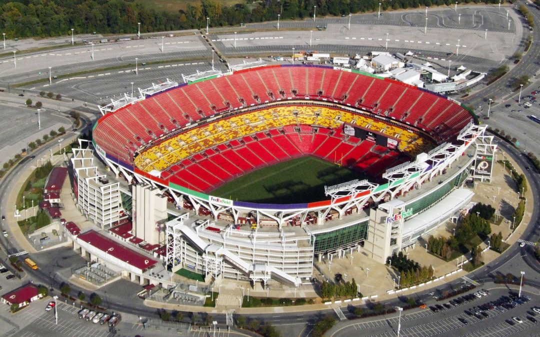 FedExField, Landover MD