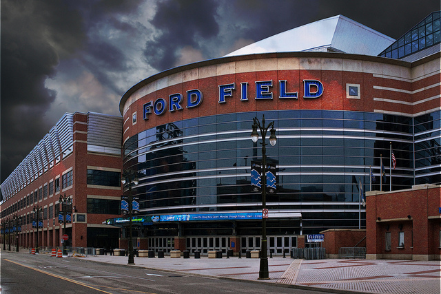 Ford Field, Detroit MI
