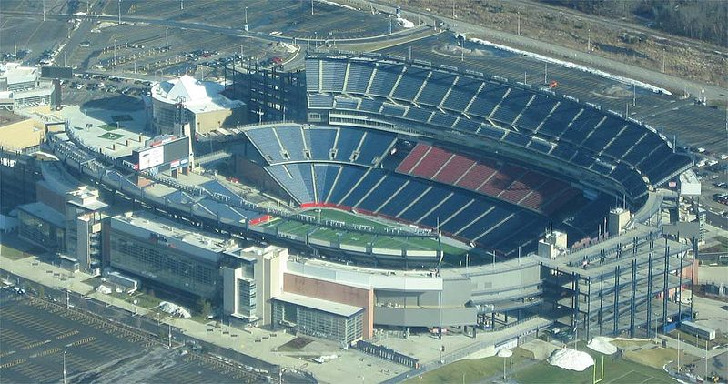 Gillette Stadium, Foxborough, MA
