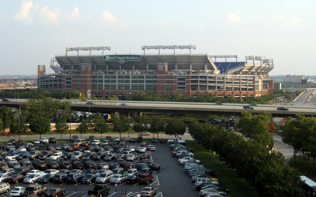M&T Bank Stadium, Baltimore MD