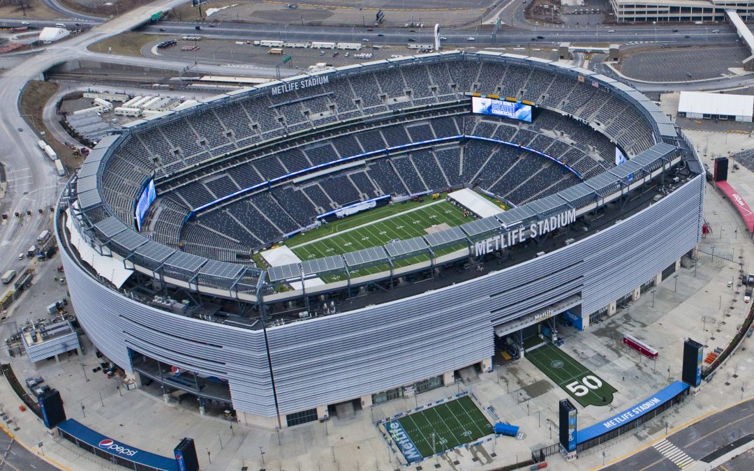 MetLife Stadium, E Rutherford NJ